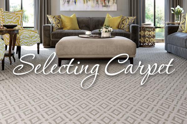 Selecting Carpet Abbey Carpet Amp Floor Hudson Wi