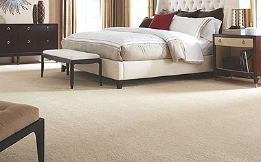 Erskine Interiors Carpet room scene.